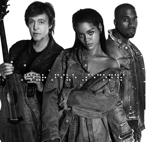 rihanna-kanye-west-paul-mccartney-fourfiveseconds-lifeunderaluckystar-kriscondébolos